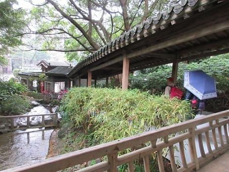 23 故宮博物院 庭園散策