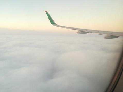 17 順調に飛行