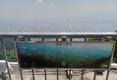 6 葛城山ロープウェイ頂上駅の展望台から大和平野方面 大