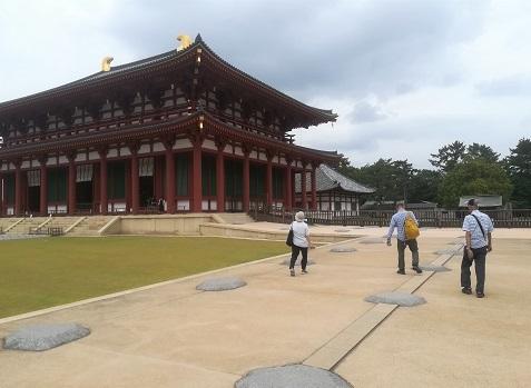 9 興福寺・中金堂