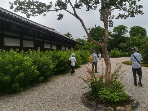 17 元興寺