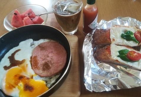 12 朝食