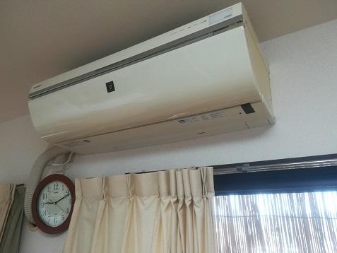 1 エアコンの故障