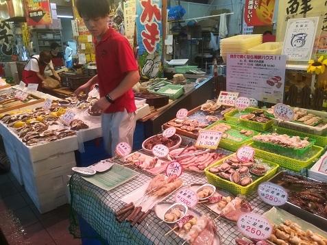 2 舞鶴海鮮市場
