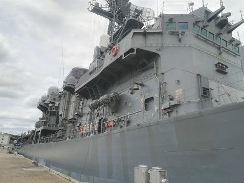 10 護衛艦ふゆづき