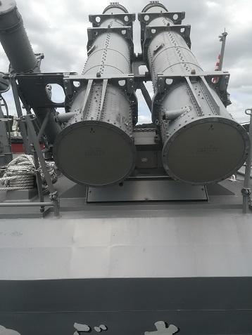 15 ミサイル艇 はやぶさ