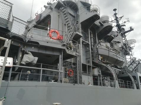 11 護衛艦ふゆづき