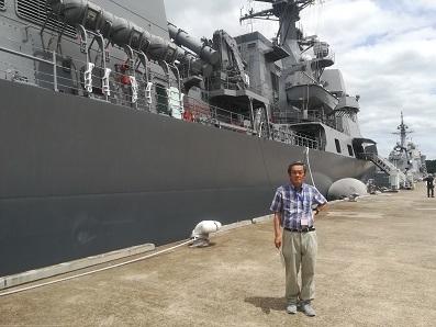 13 護衛艦ふゆづき 人
