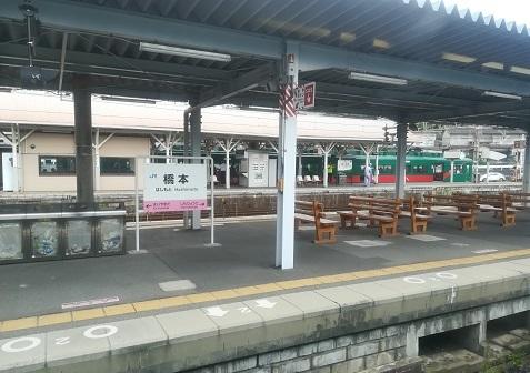 6 橋本駅