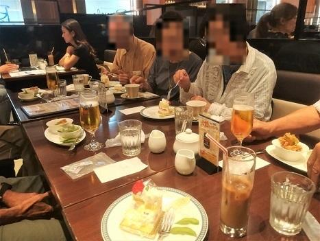 10 ホテルグランヴィア大阪・カフェレストラン