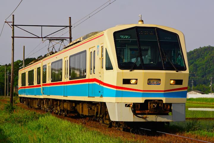 190505 Ohmi 700 daigakumae1