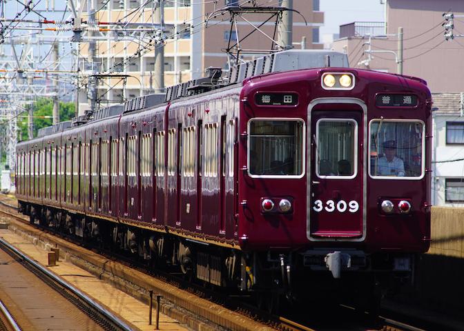 190525 Keihan 3309 kamishinjo1