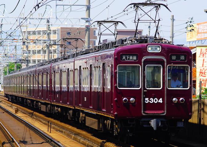 190525 Keihan 5304 kamishinjo1
