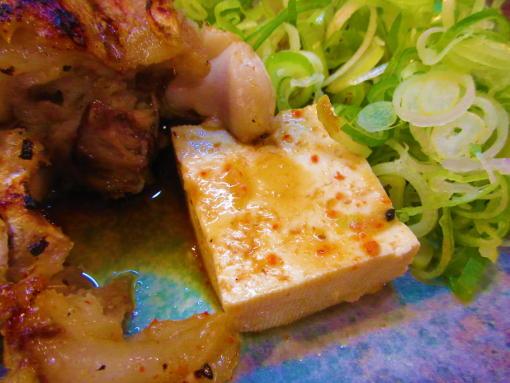 011  豆腐もタレで(1)