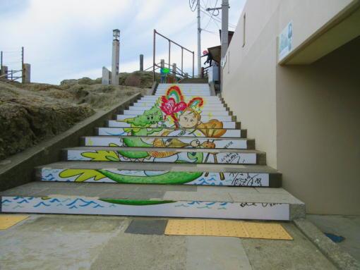 019  階段の絵(1)
