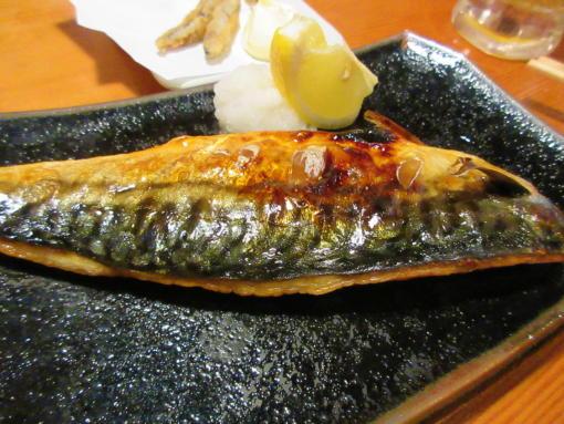 030  鯖塩焼き(1)