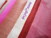 ピンク系 シルク 端切れ チョガッポ