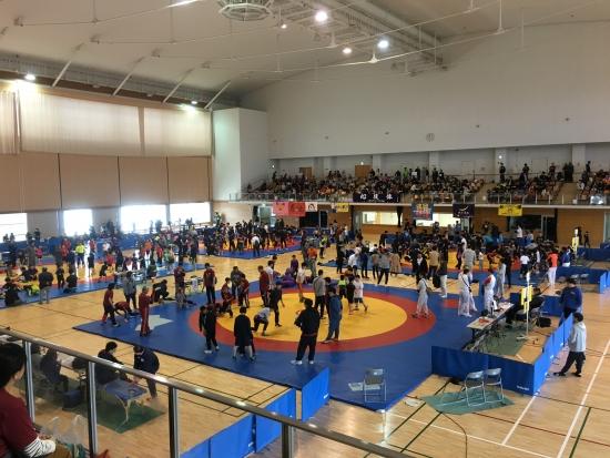 北日本レスリング大会 022