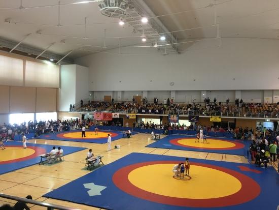 北日本レスリング大会 040