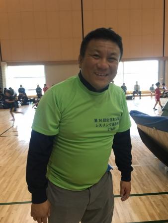 北日本レスリング大会 053