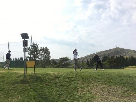 男鹿ゴルフ 012
