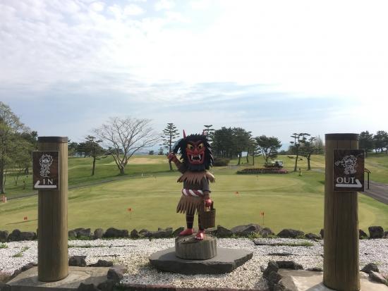 男鹿ゴルフ 009