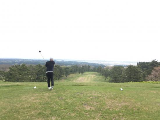 男鹿ゴルフ 020