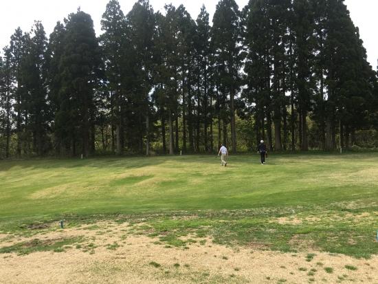 男鹿ゴルフ 017