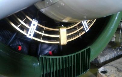 栄12型ハ25エンジン潤滑油冷却器オイルクーラー空冷星型14気筒シリンダークブロッククランクケースコンロッドピストン零式艦上戦闘機Mitsubishi A6M Zero一式戦闘機「隼」Nakajima Ki-43 Hayabusa夜間戦闘機「月光」火星二五型ハ111Pratt Whitney空技廠P1Y銀河イオンタウン富士南富士急ハイランドFujikyu Highland Fuji-Q 河口湖自