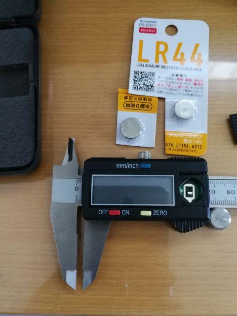 ダイソー LR44