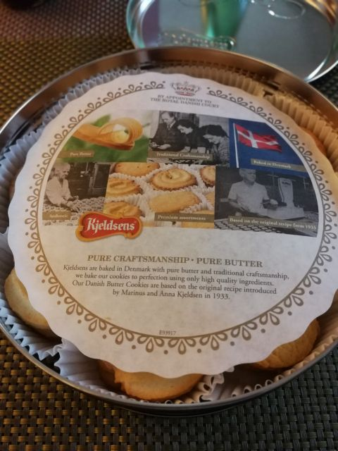 ケルドセン オリジナルバタークッキー