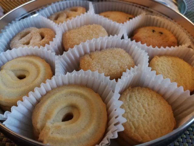 Kjeldsens バタークッキー