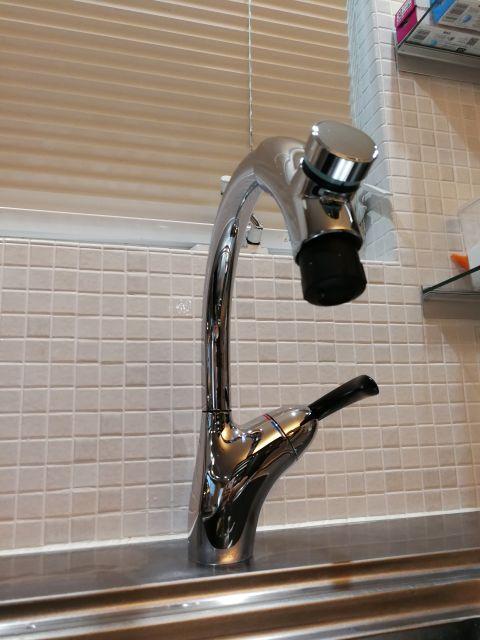 TOTO タッチ水栓