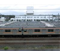 電車いっぱい