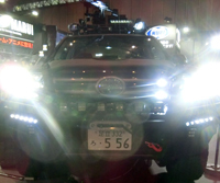 東京マルイの車