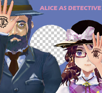 alice as detective