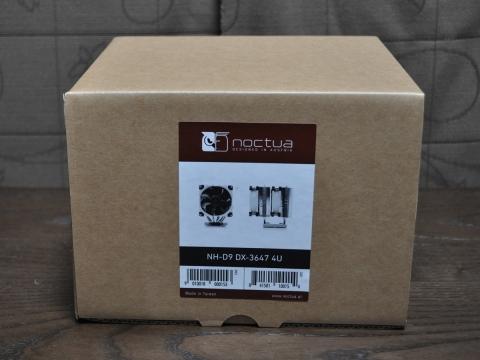 Noctua NH-D9 DX-3647 4U 箱 (2019年8月4日)