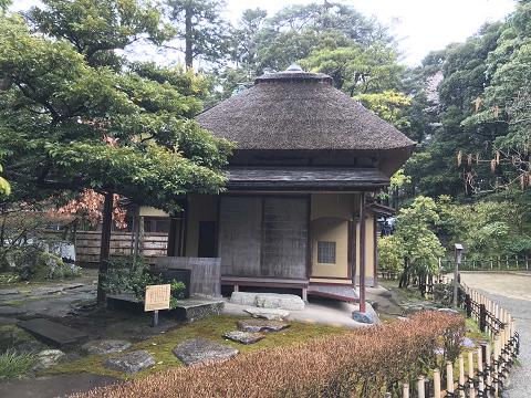 1654-兼六園:夕顔亭