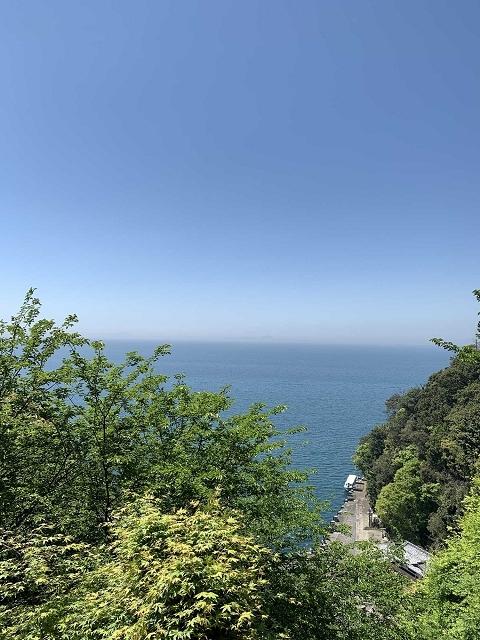 1681-竹生島からの展望