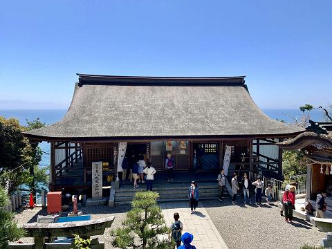 1683-竹生島八大竜王拝所