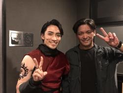 橋本顕と大輔