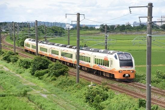 8081M E653系 「いなほ81号」