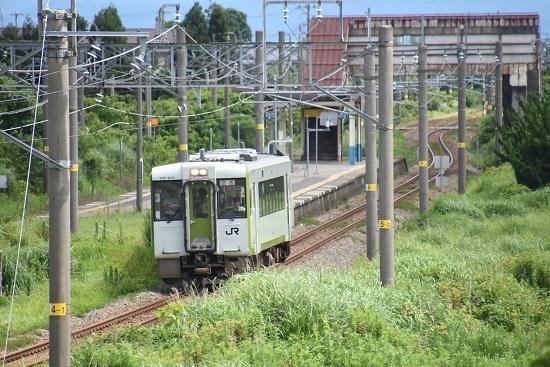 キハ110-201 回送 キハ110 単行