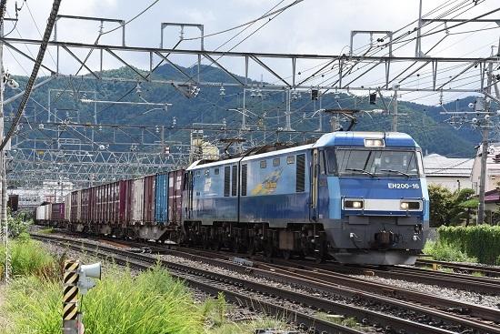 東線貨物2083レ EH200-16号機 その2