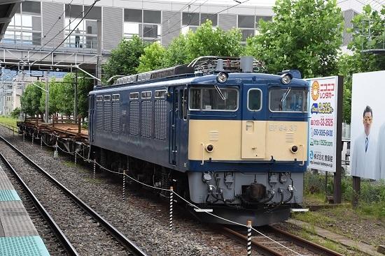 岡谷工臨 EF64-37号機