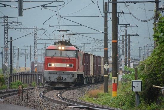 日本海縦貫線 4060レ EF510-17号機