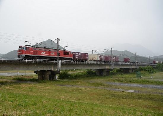 3097レ EF510-19号機 糸魚川にて