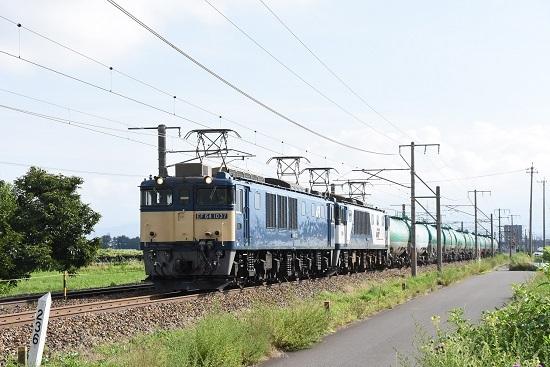 2019年8月13日 西線貨物6088レ