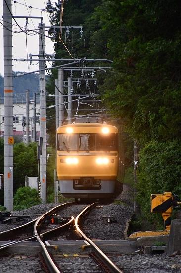 試9578D キヤ95 DR1編成 飯田線検測 坂を駆け上がる