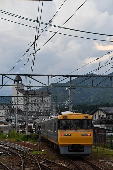キヤ95 伊那松島運輸区へ入線 後撃ち